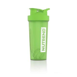 Shaker Nutrend 600 ml zelená