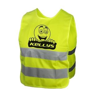 Dětská reflexní vesta Kellys Starlight Smajlík - L