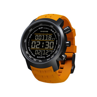 Outdoorový computer Suunto Elementum Terra N/ Amber rubber