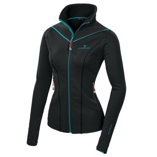 Dámská mikina Ferrino Tailly Jacket Woman New - Black