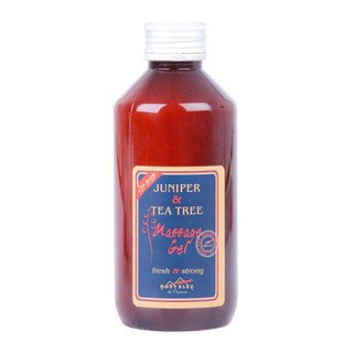 Tělový masážní gel Mont Bleu jalovec a tea tree 250ml