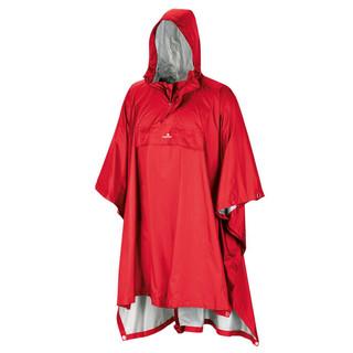 Pončo pláštěnka FERRINO Todomodo RP červená - L/XL