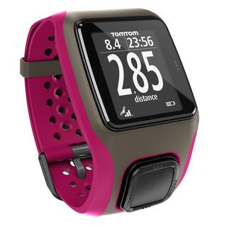GPS hodinky TomTom MultiSport růžová