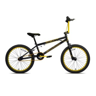 "BMX kolo Capriolo Totem 20"" - model 2018 Black Gold"