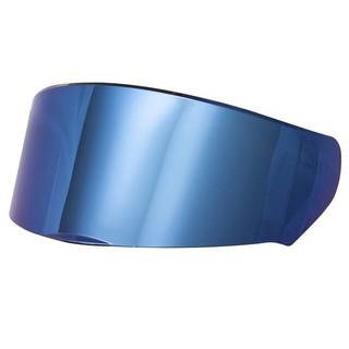 Náhradní hledí pro přilbu LS2 FF320/FF353 Iridium Blue