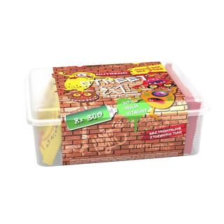 Svačinový box Nutrend Street XL 8 x 30 g