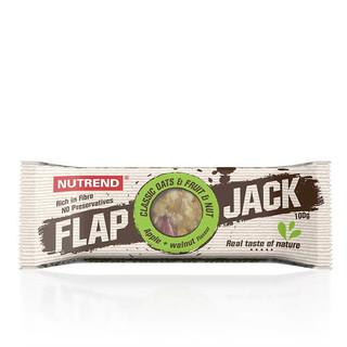 Tyčinka Nutrend FlapJack 100 g jablko+vlašský ořech