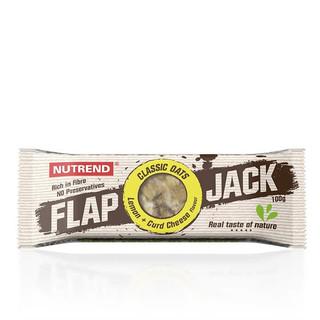 Tyčinka Nutrend FlapJack 100 g citron+tvaroh