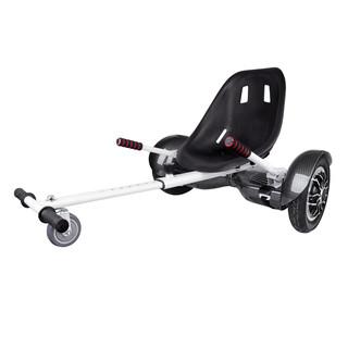 """Elektroboard Windrunner Fun A1 Art - 10"""" carbon + sedátko Funcart bílé"""
