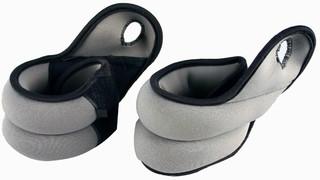Neoprénové závaží na zápěstí inSPORTline 2x0,5 kg