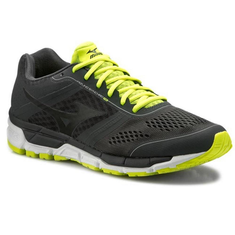 Pánské běžecké boty MIZUNO Synchro MX DarkShad/Black/SafYellow - 41