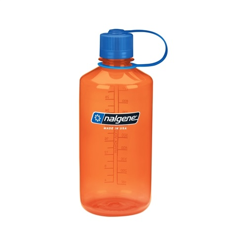 Outdoorová láhev NALGENE Narrow Mouth 1l Orange 32 NM