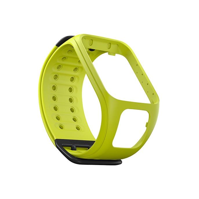 Řemínek ke GPS hodinkám TomTom zářivě zelená