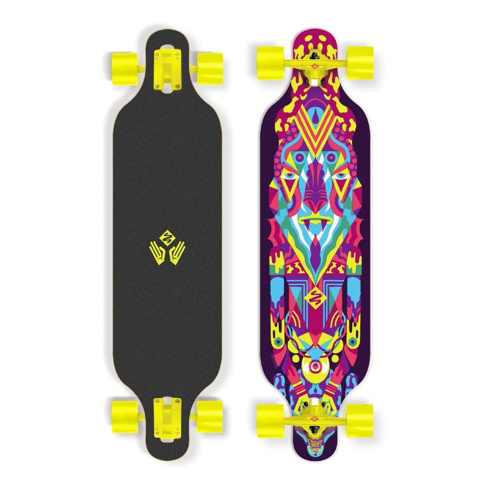 """Longboard Street Surfing Freeride - Robot 39"""""""