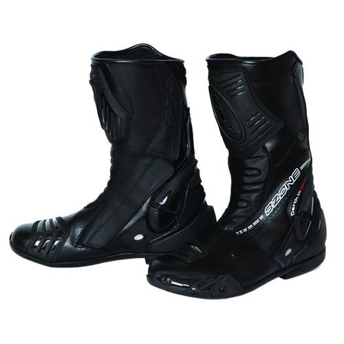 Moto boty Ozone Circuit černá - klasická - 40