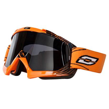 Motokrosové brýle Ozone Mud oranžová