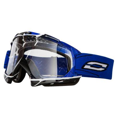 Motokrosové brýle Ozone Mud modrá