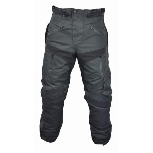 Moto kalhoty Ozone Swift černá - M