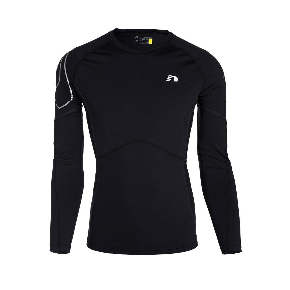 Dámské běžecké kompresní triko Newline ICONIC Compression LS Shirt