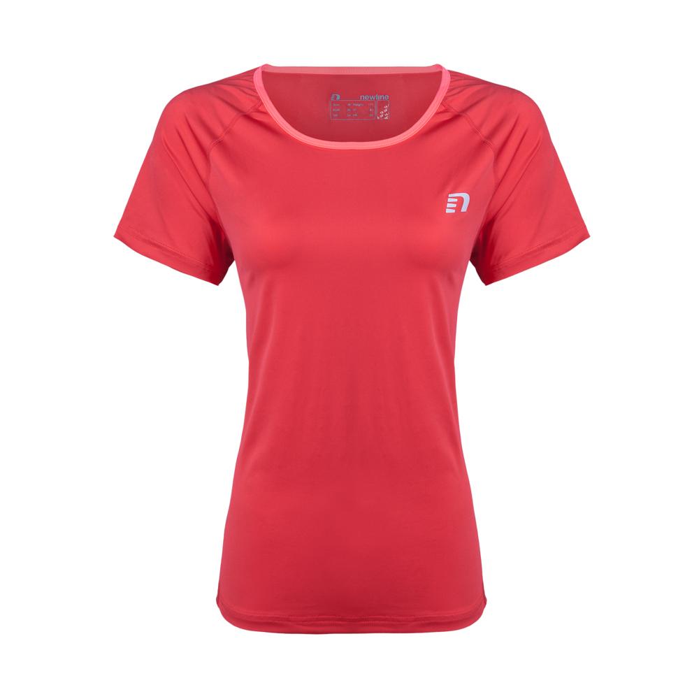Dámské běžecké tričko Newline Imotion - kratký rukáv