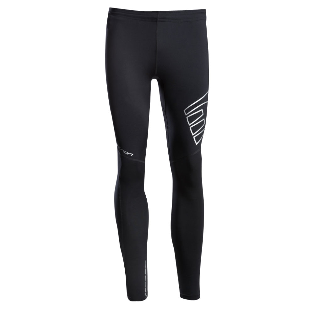 Newline Iconic Thermal Tight unisex černá  M