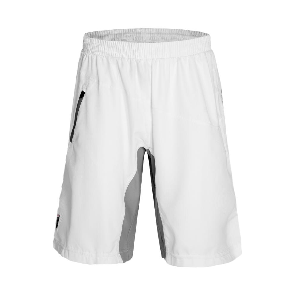 Pánské běžecké kraťasy Newline Imotion Baggy Shorts - bílá. Běžecké kraťasy  ... c0ea672890