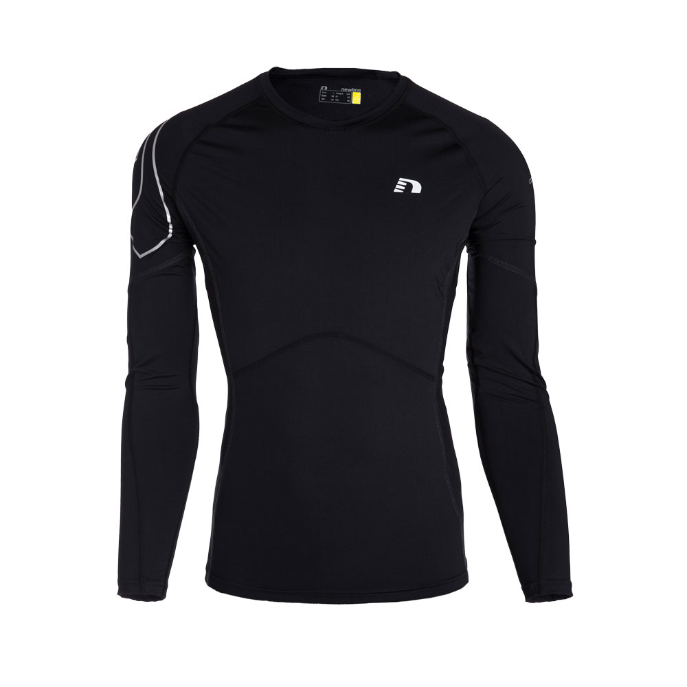 Newline ICONIC Compression LS Shirt unisex M