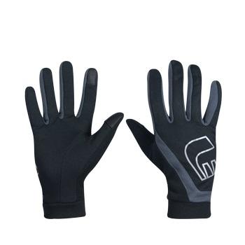 Běžecké rukavice Newline Thermal Gloves černá - XS