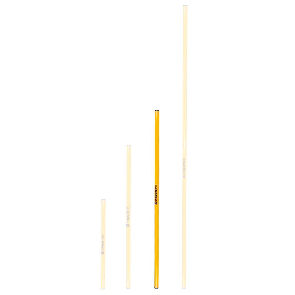 Slalomová tréninková tyč inSPORTline SL100 100cm