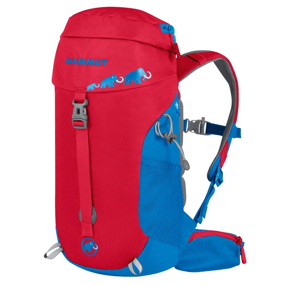 Dětský batoh MAMMUT First Trion 18 2017 červeno-modrá