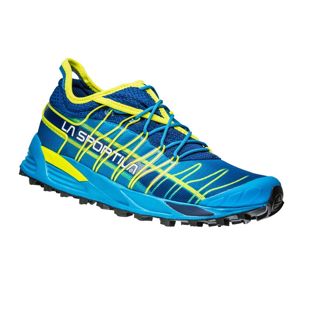 Pánské trailové boty La Sportiva Mutant Men - modro-žlutá - inSPORTline 50f78860e8