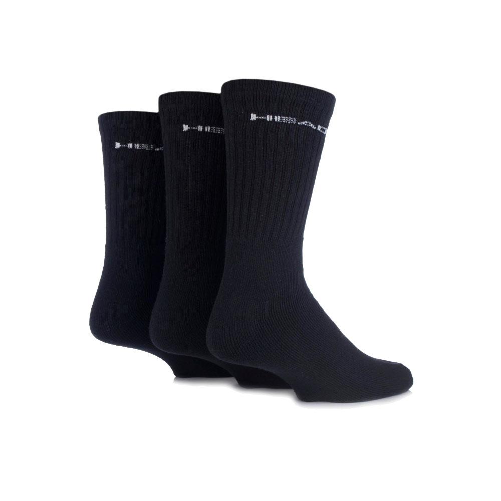 Ponožky Head Crew UNISEX - 3 páry černo-bílá - 35-38