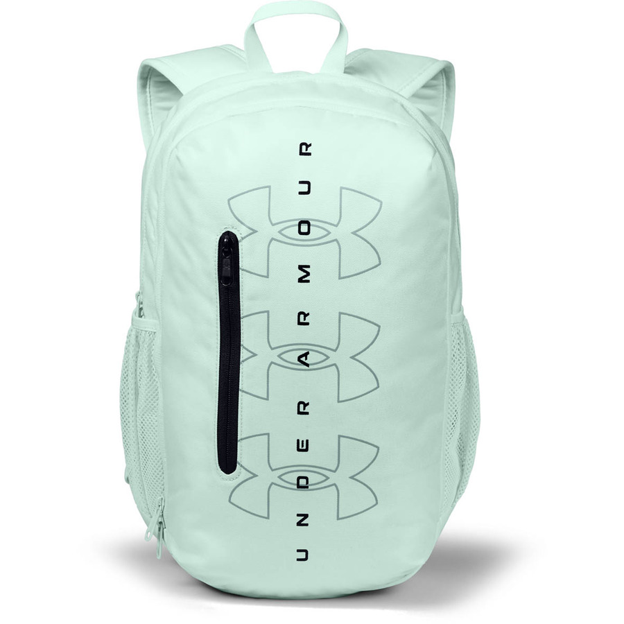 Under Armour Roland Backpack Seaglass Blue - OSFA