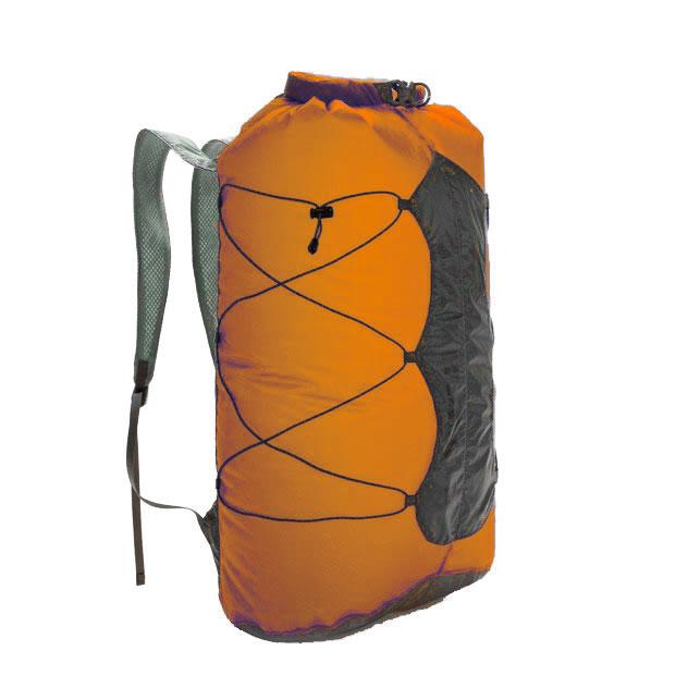 Vodotěsný ultra lehký batoh GreenHermit OD5125 25l oranžová