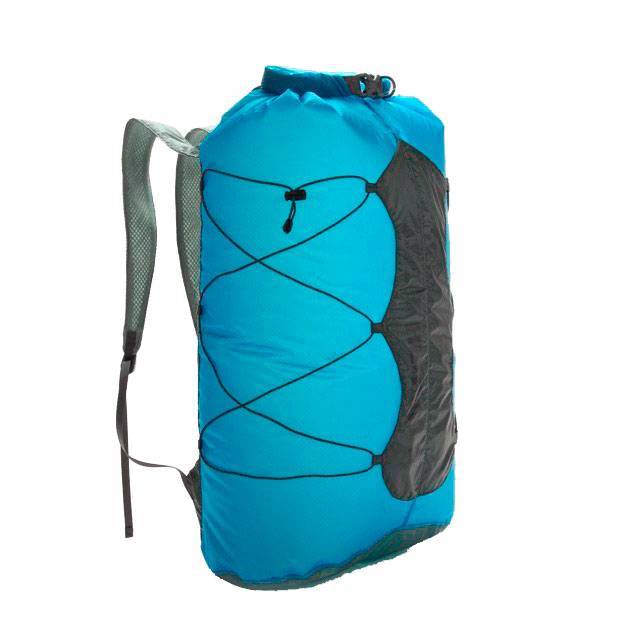 Vodotěsný ultra lehký batoh GreenHermit OD5125 25l modrá
