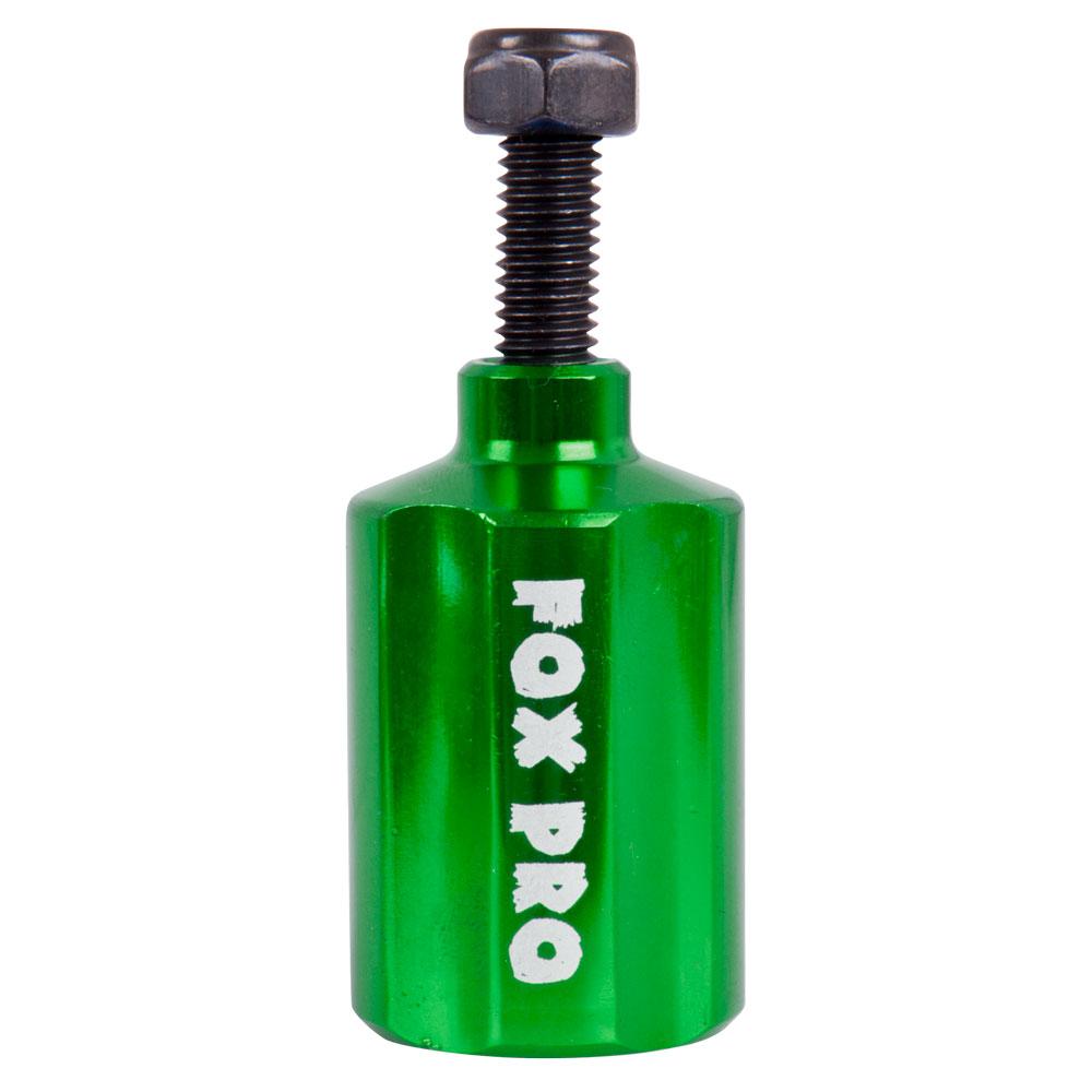 Přední peg na koloběžku Fox Pro zelená