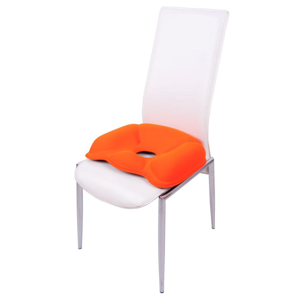 Podložka na sezení P10 oranžová