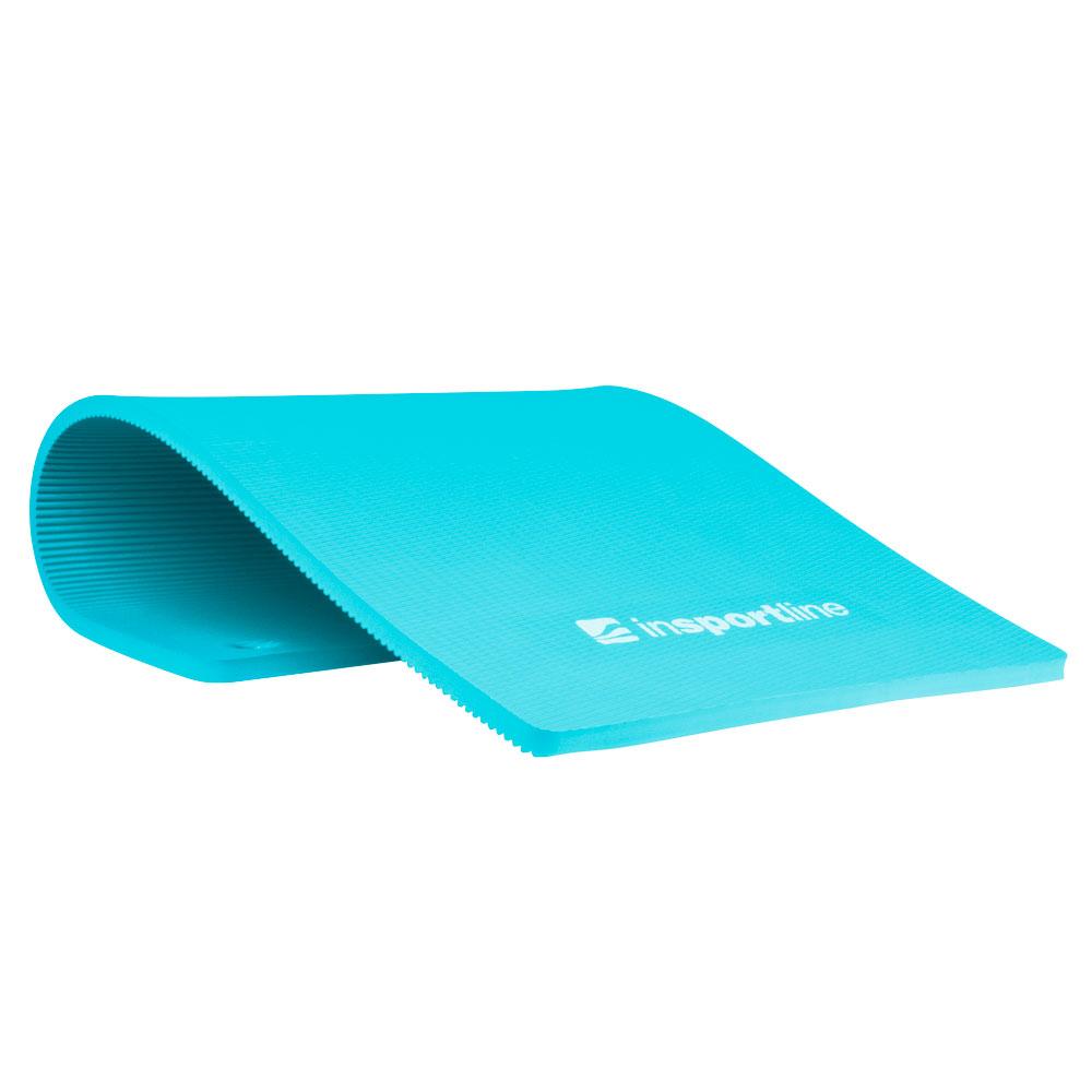 Podložka na cvičení inSPORTline Profi 100 cm modrá