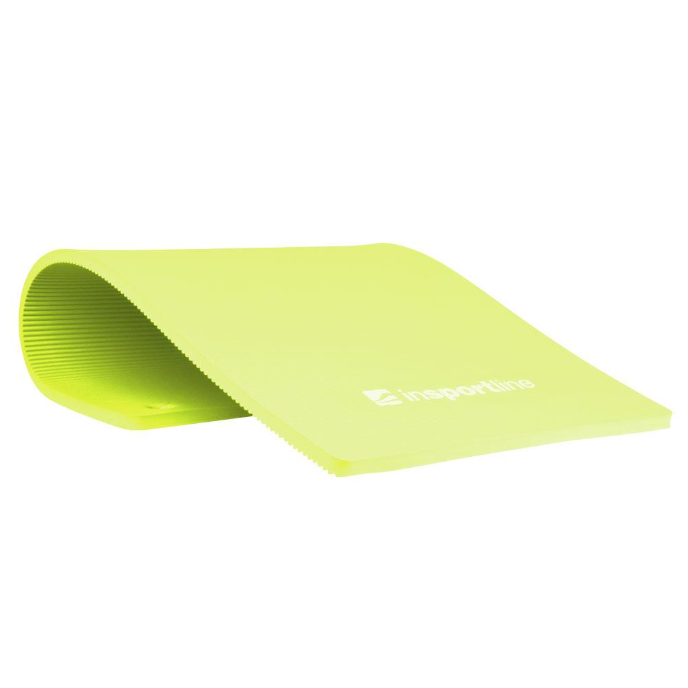 Podložka na cvičení inSPORTline Profi 100 cm zelená