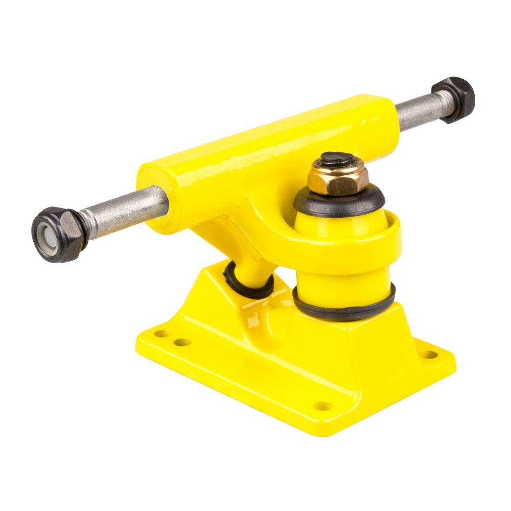 """Podvozek na penny board WORKER 3"""" žlutá"""