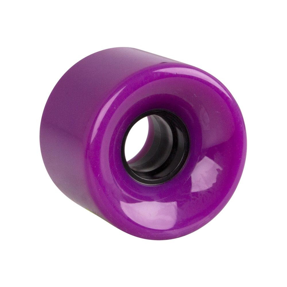 Kolečko na penny board 60*45 mm fialová