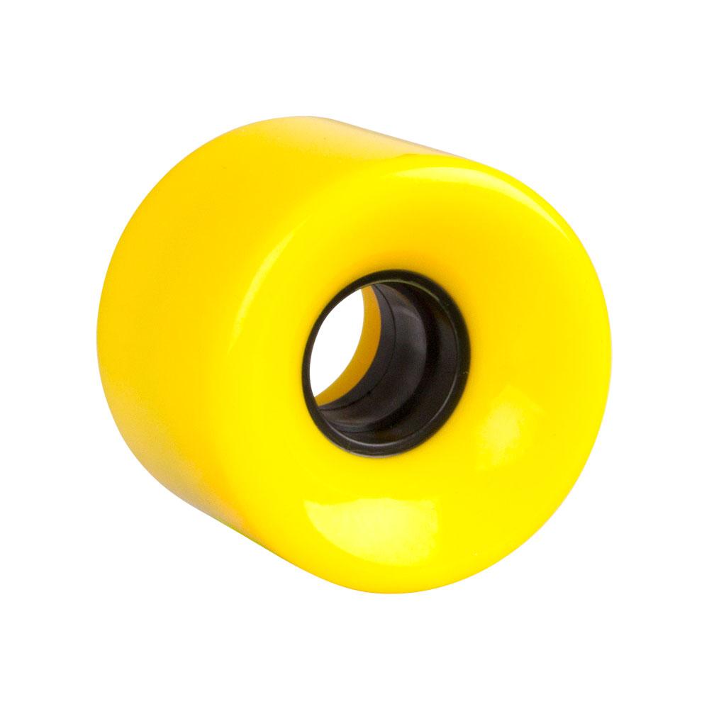 Kolečko na penny board 60*45 mm žlutá