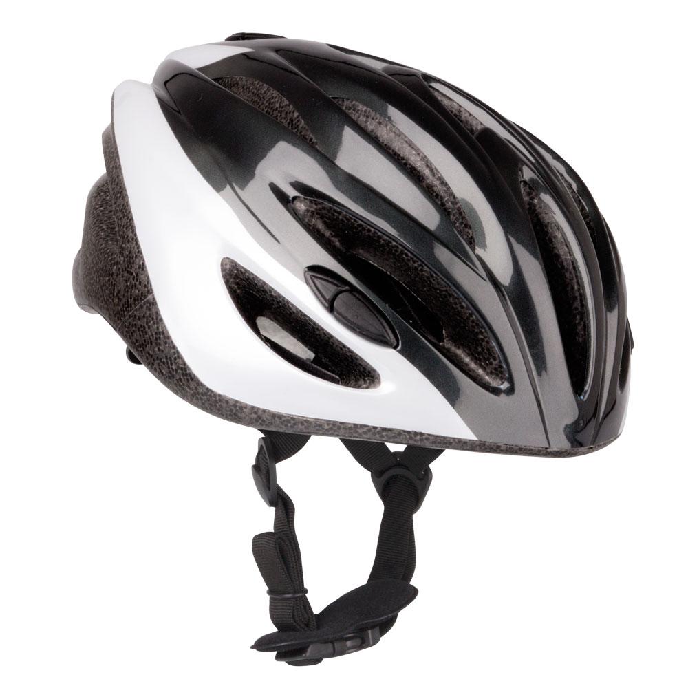 Cyklo přilba WORKER Blek M (55-56)