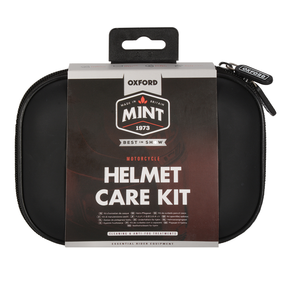 Mint Helmet Care Kit