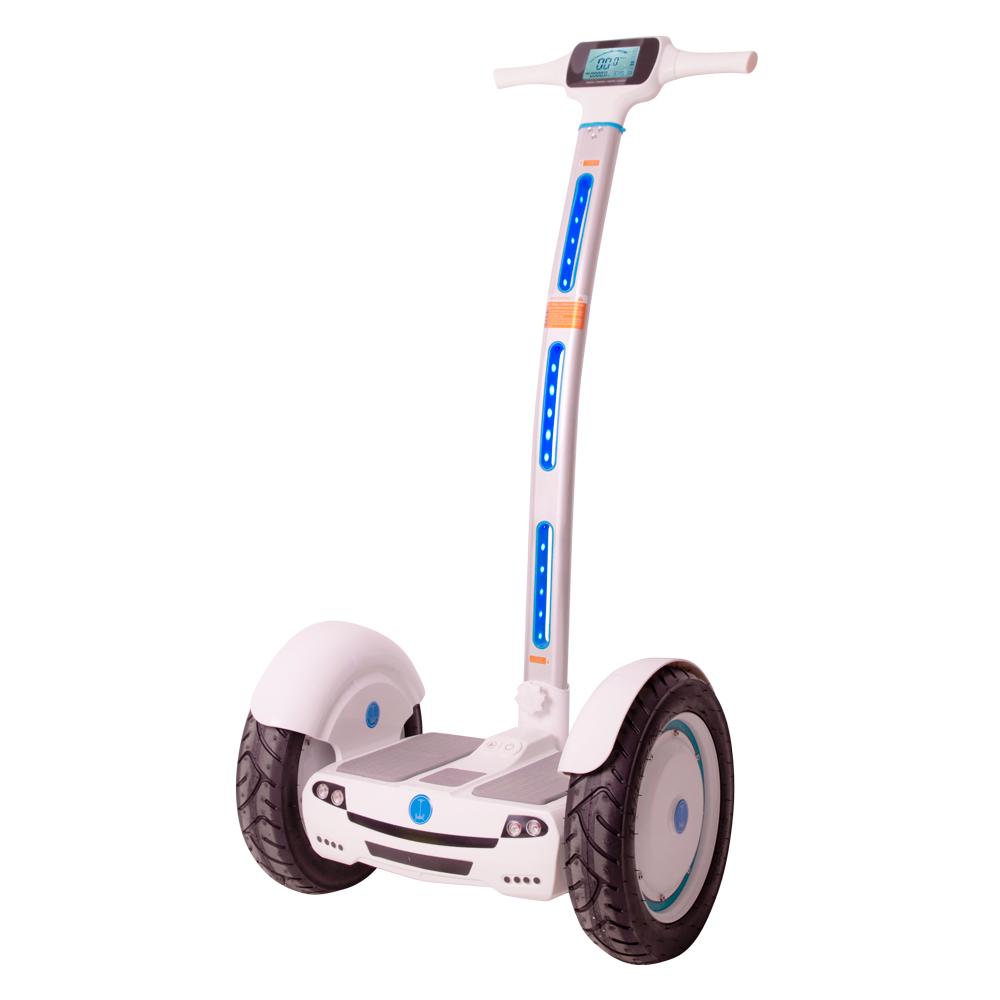 Elektrická dvoukolka Windrunner Handy X3 bílá
