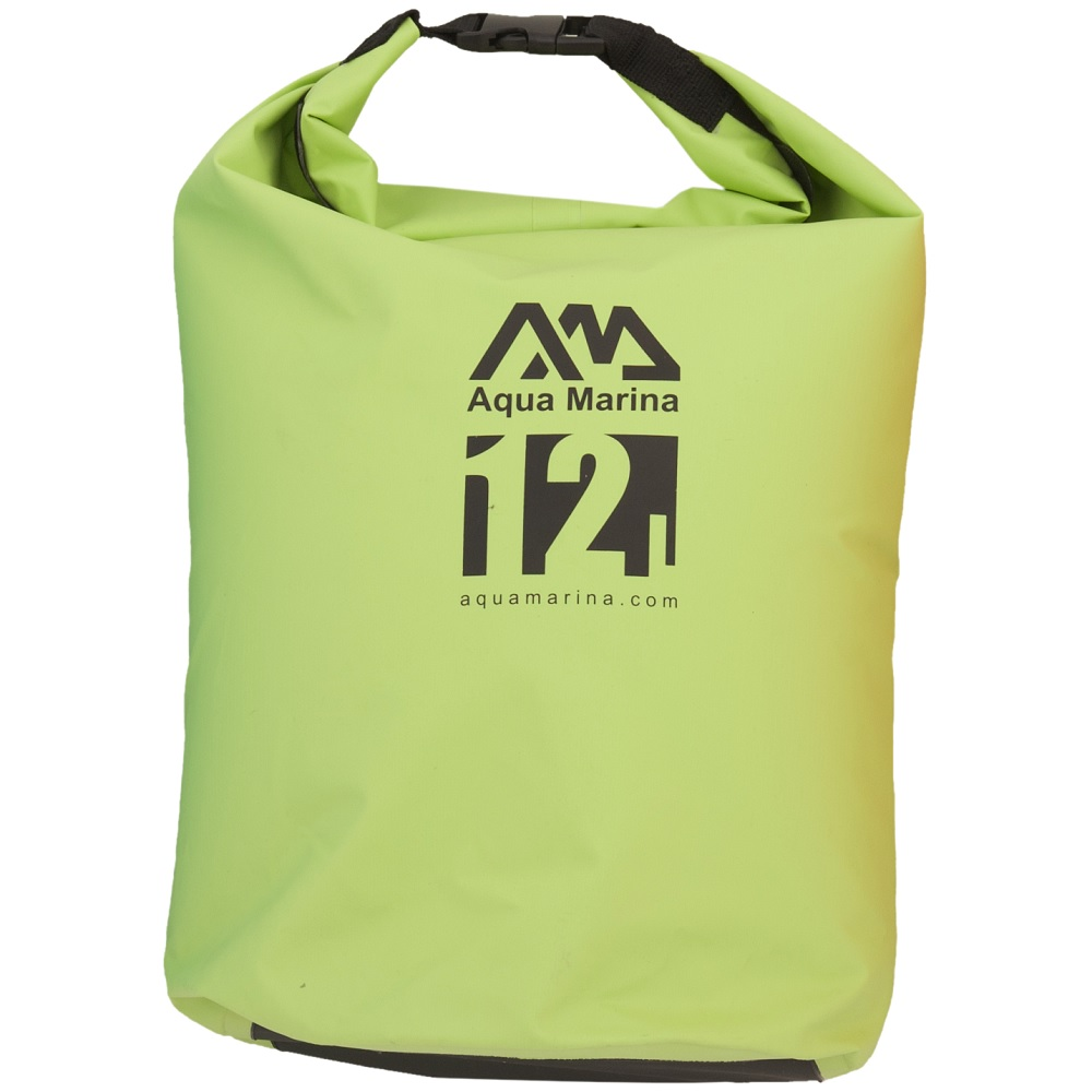 Aqua Marina Super Easy Dry Bag 12l zelená