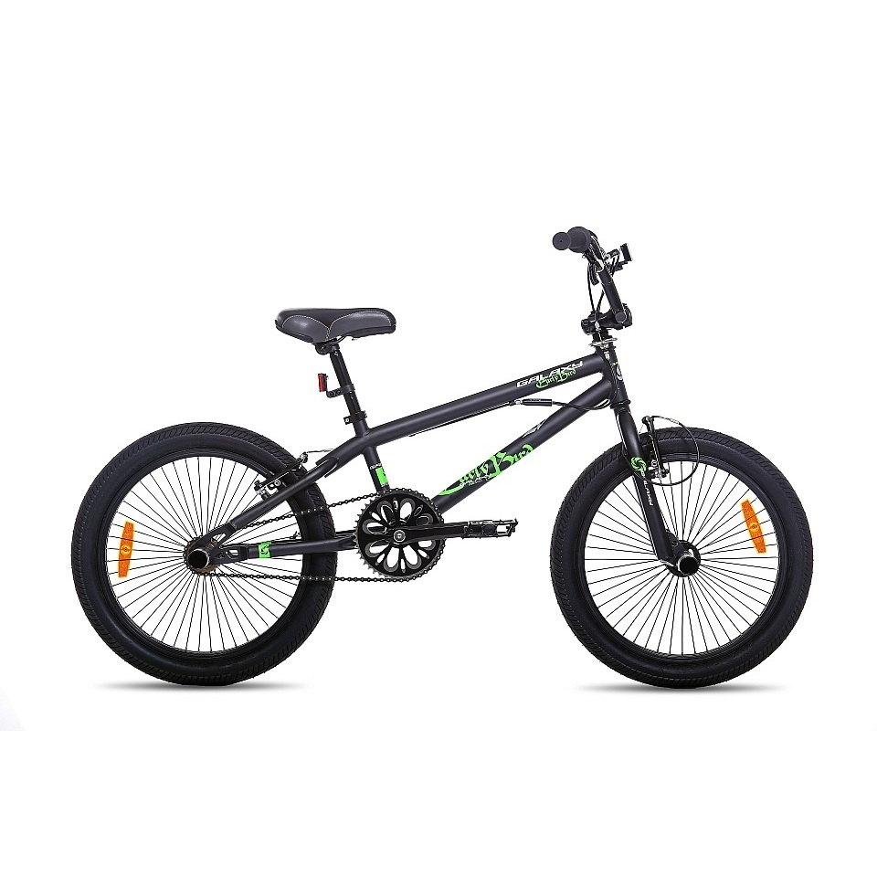 "BMX kolo Galaxy Early Bird 20"" - model 2015 černá"
