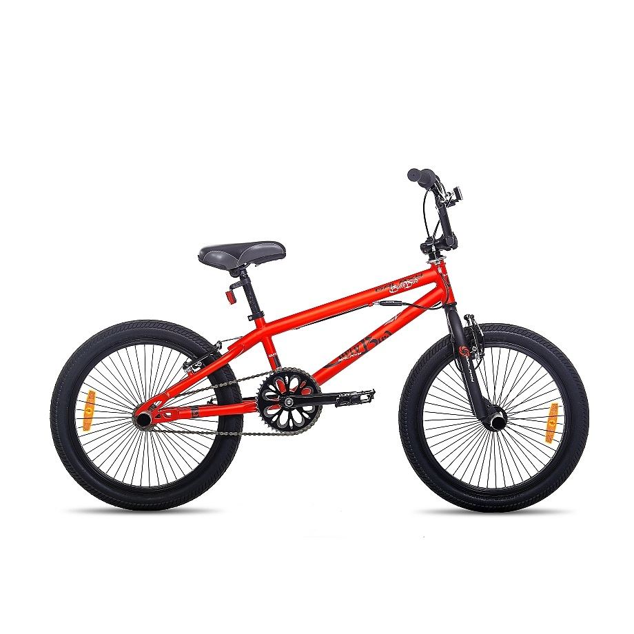 "BMX kolo Galaxy Early Bird 20"" - model 2015 červená"
