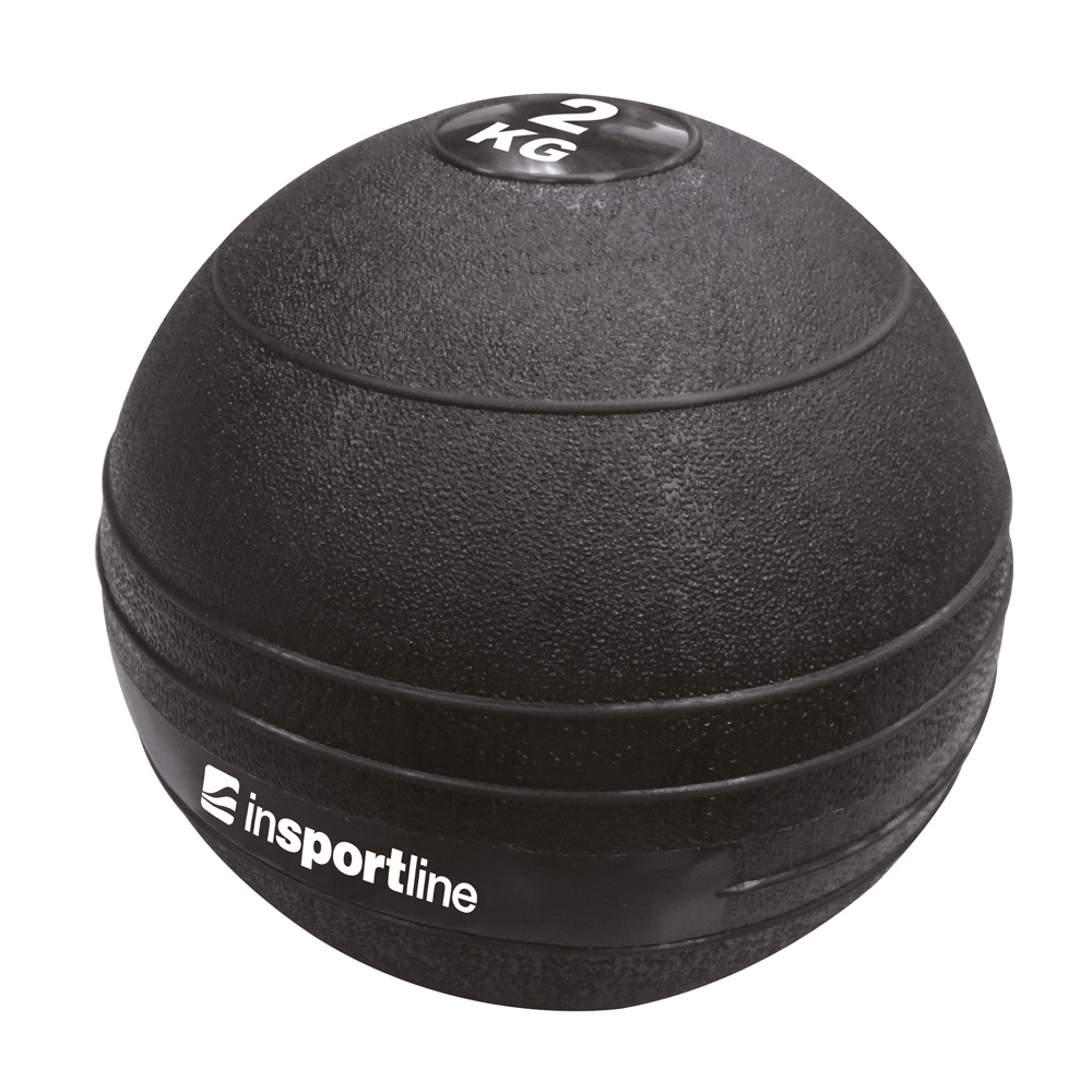 Medicimbal inSPORTline Slam Ball 2 kg