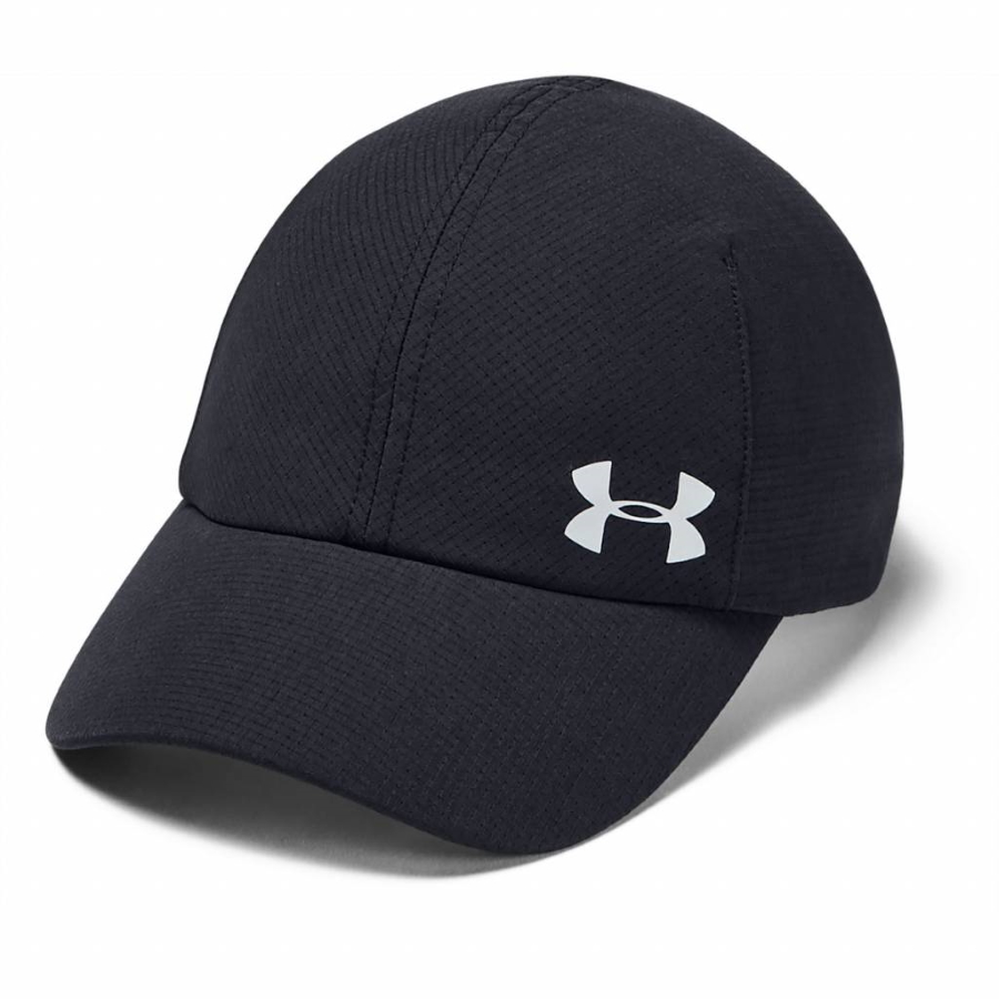 Under Armour Launch Run Cap Black - OSFA